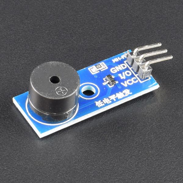 3.3-5V Active Buzzer Alarm Module For Arduino - AA117