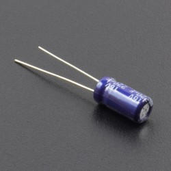 220uF/35V Electrolytic Capacitor - RS171