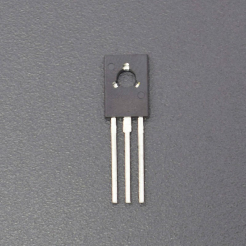 BD140 Power Transistor triode a-126 Through Hole PNP transistors - RS1256