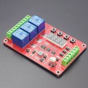 Multifunction Self-Lock Relay Cycle Timer Module PLC Automation Delay FRM03 8V-32V - RS1796